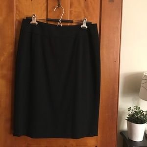 NWOT Pencil Skirt Size 10p